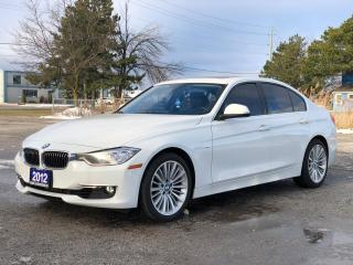 Used 2012 BMW 3 Series 328i RWD Navi 2 sets of tires  for sale in Bolton, ON