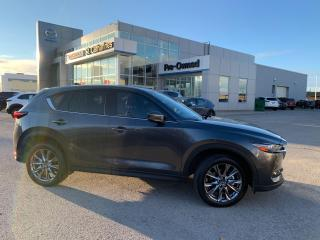 Used 2021 Mazda CX-5 Signature for sale in St Catharines, ON