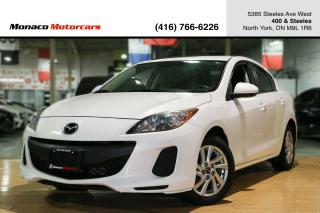 Used 2013 Mazda MAZDA3 GS-SKY - ALLOY WHEELS|HEATED SEATS|CERTIFIED for sale in North York, ON