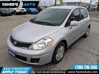 Used 2010 Nissan Versa 1.8 S for sale in Hamilton, ON