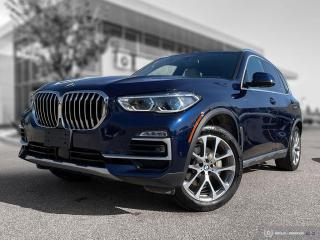 Used 2021 BMW X5 xDrive40i Employee Lease! Premium Excellence! for sale in Winnipeg, MB
