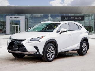 Used 2020 Lexus NX 300h Premium for sale in Winnipeg, MB