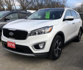 Used 2016 Kia Sorento for sale in Brockville, ON