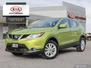 Used 2019 Nissan Qashqai SV FWD CVT - LOW KM'S! for sale in Kitchener, ON