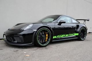 Used 2019 Porsche 911 GT3 RS Coupe for sale in Vancouver, BC
