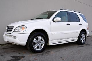 Used 2005 Mercedes-Benz ML-Class ML350 4MATIC for sale in Vancouver, BC