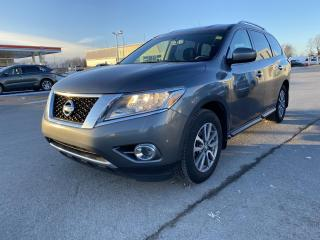 Used 2015 Nissan Pathfinder S - AWD, SEAT HEAT, HEATED WHEEL for sale in Kingston, ON