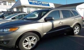 Used 2012 Hyundai Santa Fe GL SPORT for sale in St Catharines, ON