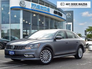 Used 2016 Volkswagen Passat Comfortline |ONE OWNER|NO ACCIDENTS|FINANCING AVAI for sale in Mississauga, ON