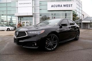 Used 2019 Acura TLX Elite A-Spec for sale in London, ON