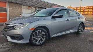 Used 2018 Honda Civic Sedan SE Automatic, Blue tooth, Android and Apple car play for sale in Calgary, AB