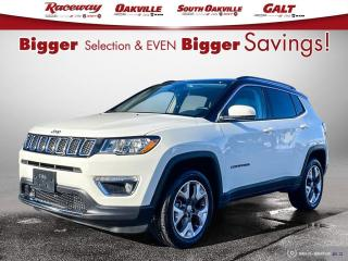 Used 2020 Jeep Compass 4WD for sale in Etobicoke, ON