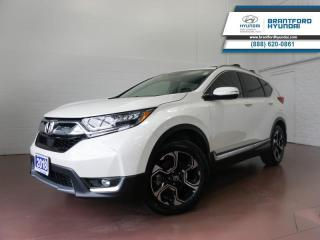 Used 2018 Honda CR-V 1 OWNER | BLUETOOTH | HTD SEATS | HTD STEERING  - $193 B/W for sale in Brantford, ON