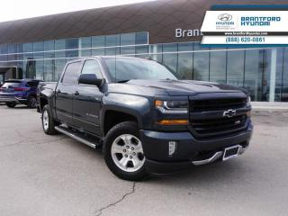 Used 2017 Chevrolet Silverado 1500 LT | Z71 | 4X4 | 5.3L V8 | 1 OWNER  One-owner, no accidents! for sale in Brantford, ON
