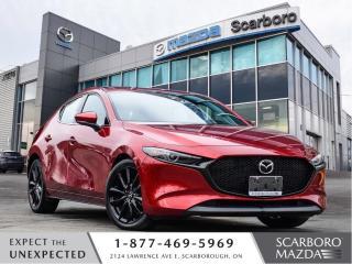 Used 2020 Mazda MAZDA3 Sport 0%FINANCE|DEMO|GT|PREMIUM|NO FREIGHT NO PDI for sale in Scarborough, ON