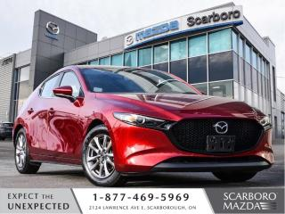 Used 2020 Mazda MAZDA3 Sport 0%FINANCE|GS|AWD|SPORT|FREE SNOW TIRES|LUXURY PKG for sale in Scarborough, ON