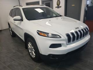 Used 2015 Jeep Cherokee 4WD North  3.2 L for sale in Châteauguay, QC