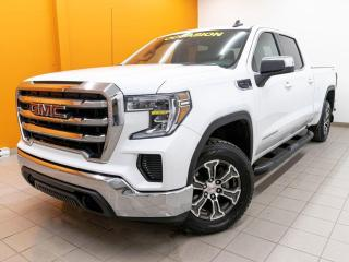 Used 2019 GMC Sierra 1500 SLE CREW 4X4 GR. REMORQ *SIÈGES / VOLANT CHAUFF* for sale in St-Jérôme, QC