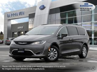 Used 2017 Chrysler Pacifica Touring-L for sale in Ottawa, ON