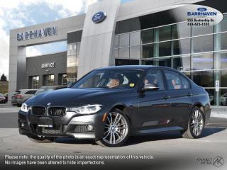 Used 2018 BMW 3 Series 330i xDrive for sale in Ottawa, ON