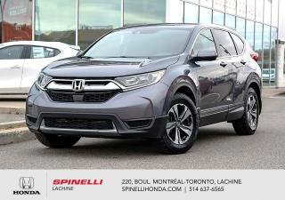 Used 2018 Honda CR-V LX AWD BAS KM AWD BLUETOOTH CAM RECUL DEM DISTANCE++ for sale in Lachine, QC