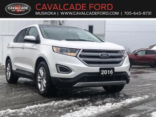 Used 2016 Ford Edge SEL for sale in Bracebridge, ON