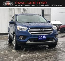 Used 2017 Ford Escape SE for sale in Bracebridge, ON