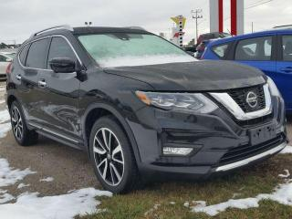 Used 2018 Nissan Rogue SL AWD for sale in Cambridge, ON