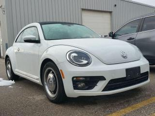Used 2017 Volkswagen New Beetle Coupe Classic for sale in Cambridge, ON