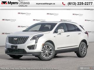 New 2021 Cadillac XT5 Premium Luxury  - Sunroof - Heated Seats for sale in Ottawa, ON