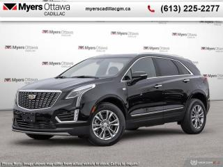 New 2021 Cadillac XT5 Premium Luxury  - Sunroof - Power Liftgate for sale in Ottawa, ON