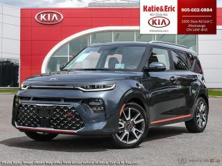 New 2021 Kia Soul GT-Line Limited NO PAYMENTS UNTIL SPRING 2021 for sale in Mississauga, ON