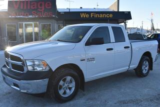 Used 2017 RAM 1500 ST Cruise Control! 4X4! for sale in Saskatoon, SK