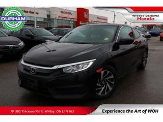 Used 2016 Honda Civic LX   CVT for sale in Whitby, ON