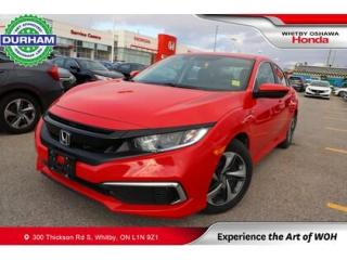 Used 2019 Honda Civic LX   CVT for sale in Whitby, ON