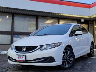 Used 2014 Honda Civic EX SUNROOF | BACKUP CAMERA | HEATED SEATS for sale in Waterloo, ON