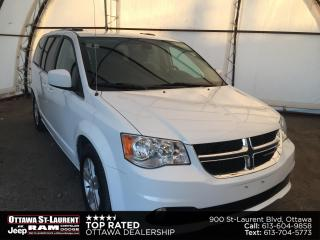 Used 2020 Dodge Grand Caravan Crew NAVIGATION, DVD, HEATED SEATS/STEERING WHEEL for sale in Ottawa, ON