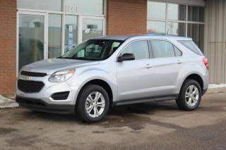Used 2016 Chevrolet Equinox LS AWD - REVERSE CAM - SUPER LOW KM for sale in Saskatoon, SK