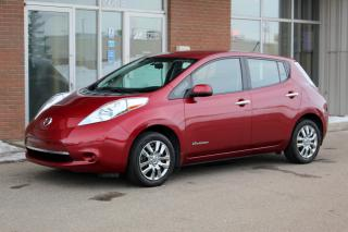 Used 2014 Nissan Leaf REVERSE CAM - HEATED SEATS + STEERING WHEEL for sale in Saskatoon, SK