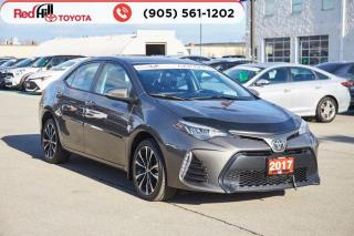 Used 2017 Toyota Corolla SE for sale in Hamilton, ON