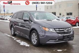 Used 2016 Honda Odyssey EX-L for sale in Hamilton, ON