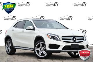 Used 2017 Mercedes-Benz GLA 250 4MATIC | 2.0L TURBO ENGINE | LEATHER SEATS for sale in Kitchener, ON