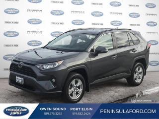 Used 2019 Toyota RAV4 XLE - Sunroof - $199 B/W for sale in Port Elgin, ON