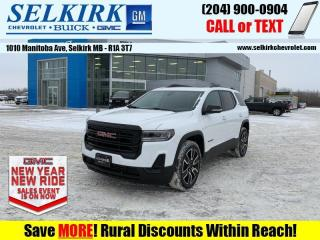 New 2021 GMC Acadia SLE  - Sunroof - Power Liftgate for sale in Selkirk, MB