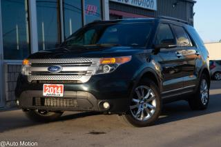 Used 2014 Ford Explorer XLT HEATED SEATS - BACKUP CAM - CARFAX CLEAN! for sale in Chatham, ON
