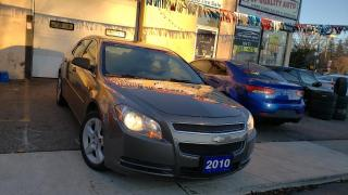 Used 2010 Chevrolet Malibu 4dr Sdn LS for sale in Scarborough, ON