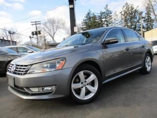 Used 2015 Volkswagen Passat for sale in Burlington, ON