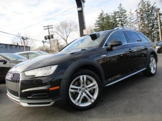 Used 2017 Audi A4 Allroad 4DR WGN KOMFORT for sale in Burlington, ON