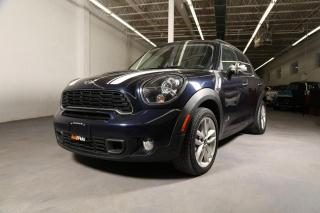 Used 2014 MINI Cooper Countryman ALL4 4DR S for sale in North York, ON