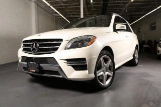 Used 2014 Mercedes-Benz ML-Class 4MATIC 4dr ML 350 BlueTEC for sale in North York, ON